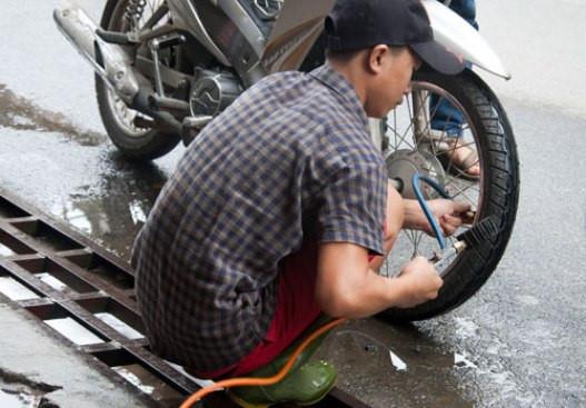 cách rửa xe máy chuyên nghiệp