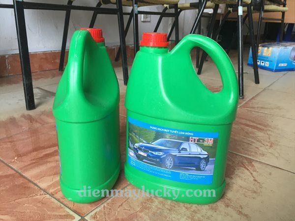 nước rửa xe ô tô chuyên dụng